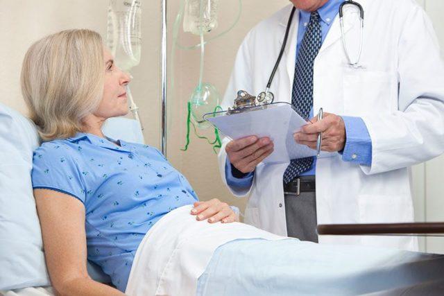 Прижигание кисты шейки матки: как происходит, последствия